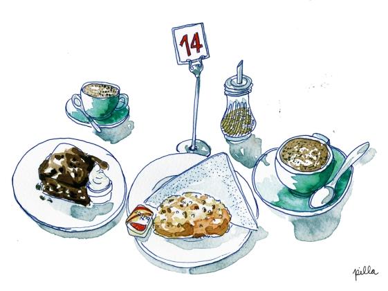alchemy desayuno
