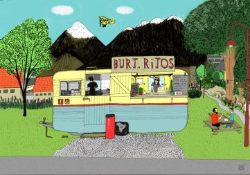 burt ritos