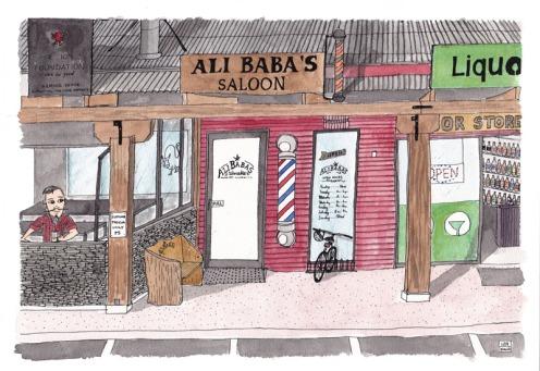 alibaba-web