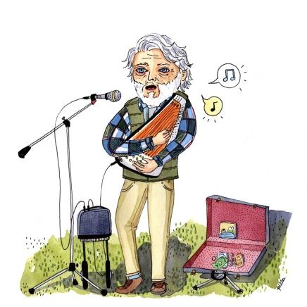 singer-ron